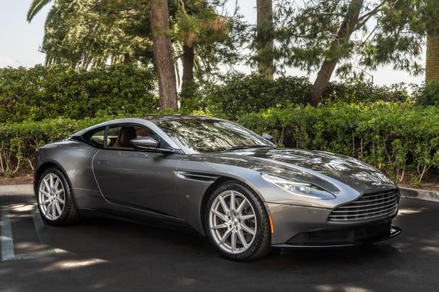 used 2017 Aston Martin DB11 car, priced at $136,458