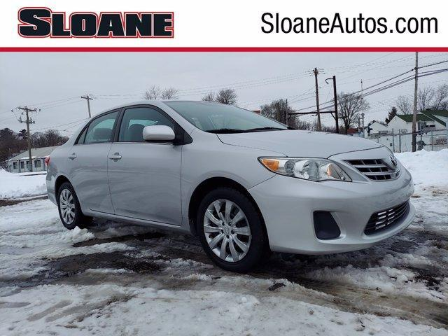 used 2013 Toyota Corolla car, priced at $11,192