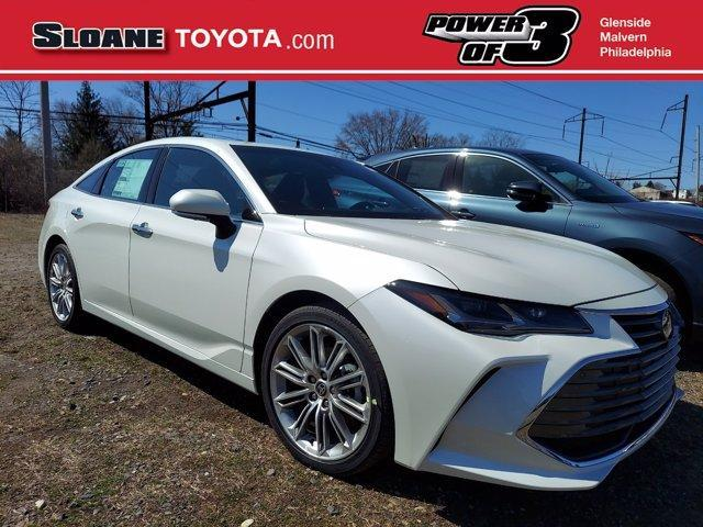 new 2021 Toyota Avalon car, priced at $46,213