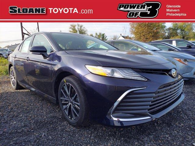 new 2021 Toyota Camry car, priced at $34,638