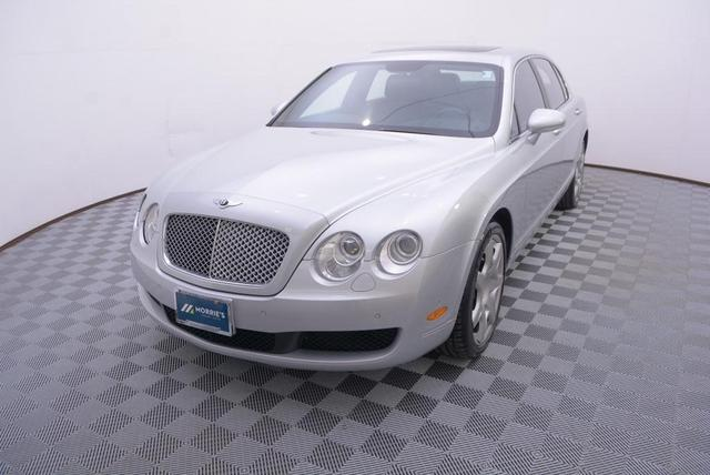 used 2006 Bentley Continental Flying Spur car, priced at $36,998