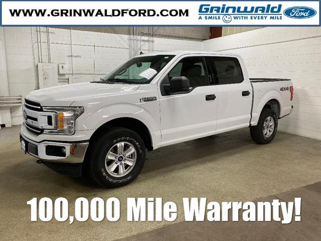 used 2020 Ford F-150 car, priced at $38,980