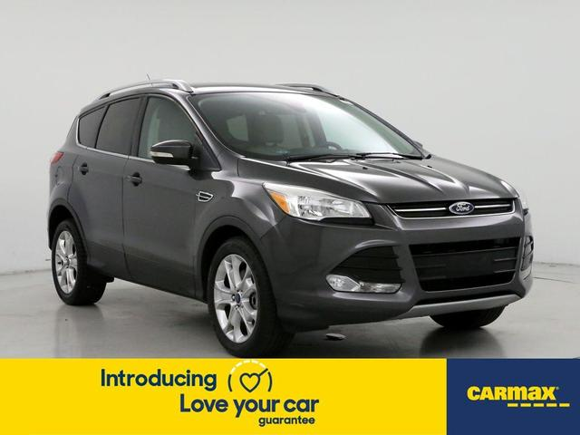 used 2016 Ford Escape car, priced at $17,998