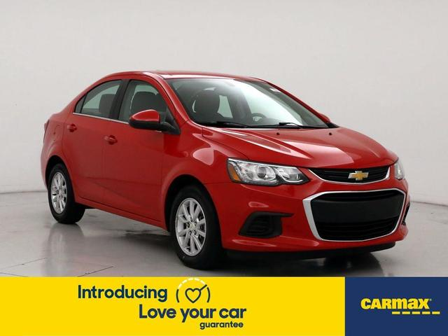 used 2018 Chevrolet Sonic car, priced at $16,998