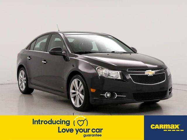 used 2014 Chevrolet Cruze car, priced at $15,998