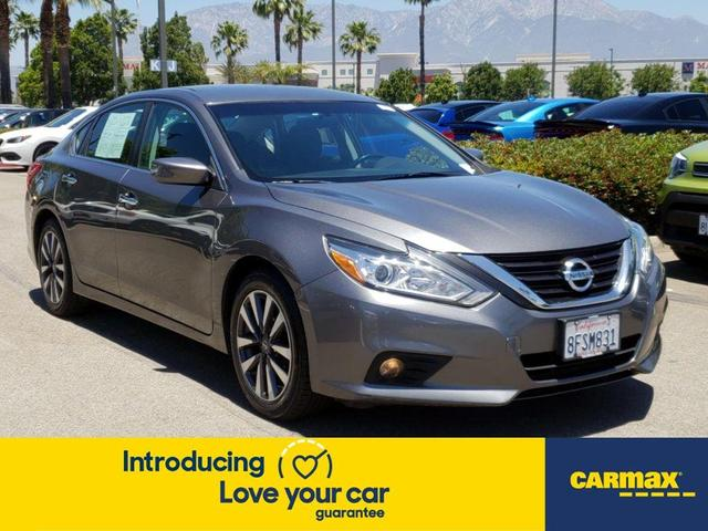 used 2017 Nissan Altima car, priced at $17,998
