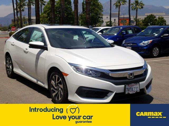 used 2016 Honda Civic car, priced at $18,998