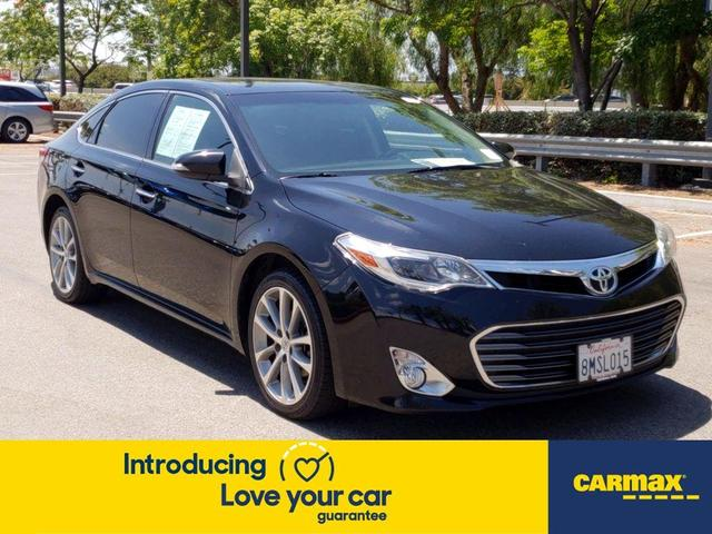 used 2015 Toyota Avalon car, priced at $18,998