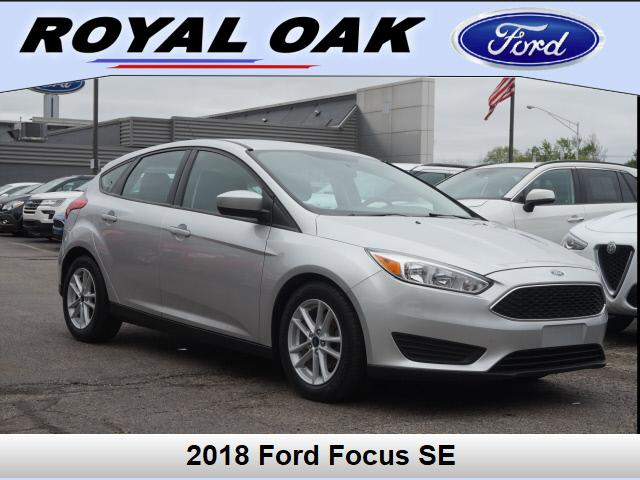 used 2018 Ford Focus car, priced at $10,995