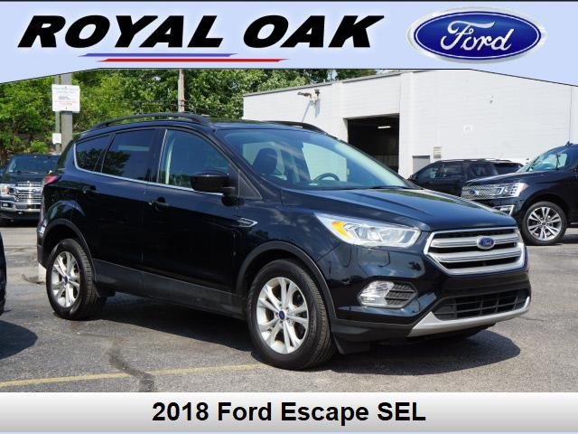 used 2018 Ford Escape car, priced at $20,000