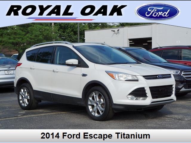 used 2014 Ford Escape car, priced at $17,095
