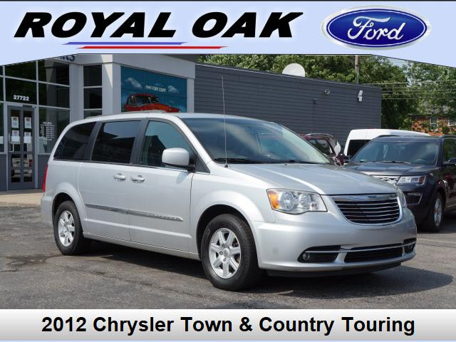 used 2012 Chrysler Town & Country car, priced at $10,000