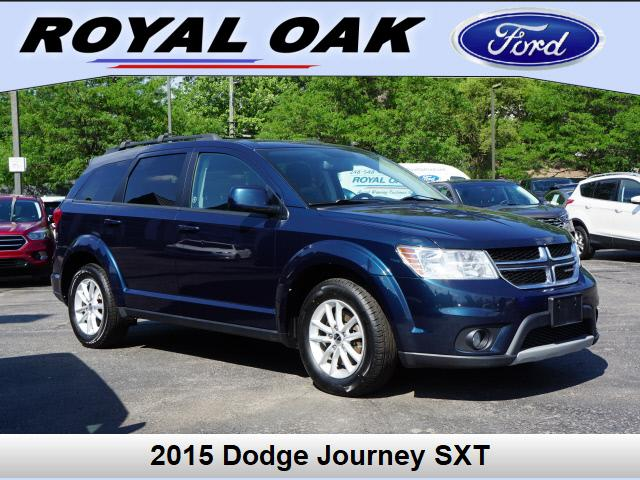 used 2015 Dodge Journey car, priced at $14,500
