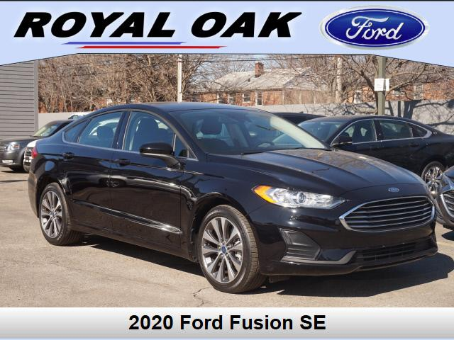 used 2020 Ford Fusion car, priced at $19,277