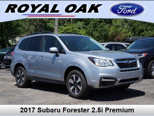 used 2017 Subaru Forester car, priced at $18,895
