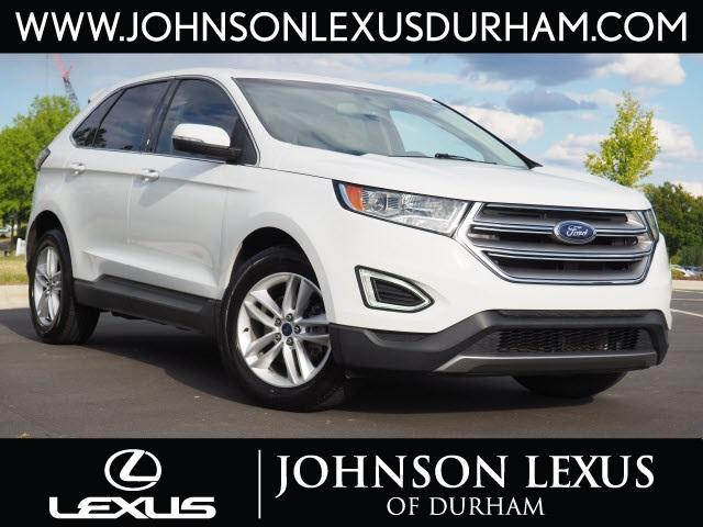 used 2015 Ford Edge car, priced at $15,988