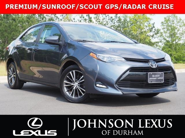 used 2018 Toyota Corolla car, priced at $18,888