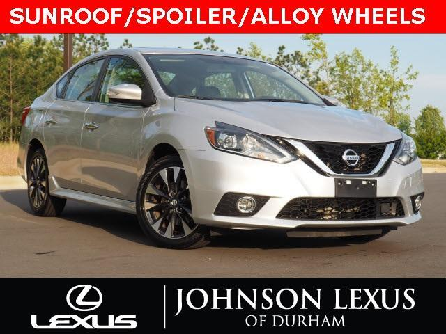 used 2018 Nissan Sentra car, priced at $17,998