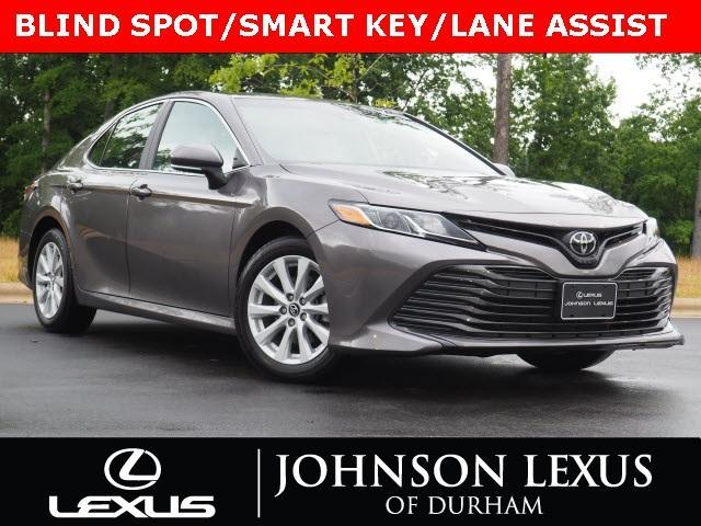 used 2018 Toyota Camry car, priced at $24,988