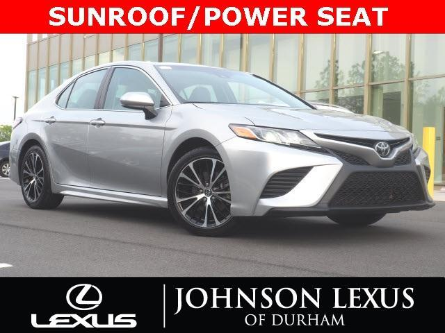 used 2018 Toyota Camry car, priced at $23,888