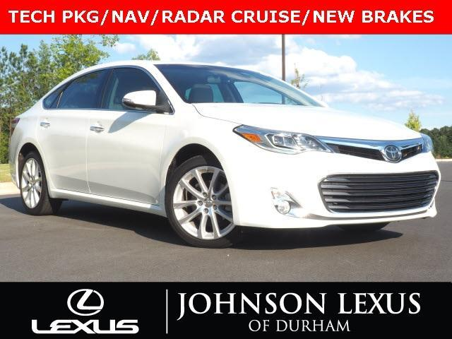 used 2014 Toyota Avalon car, priced at $20,888