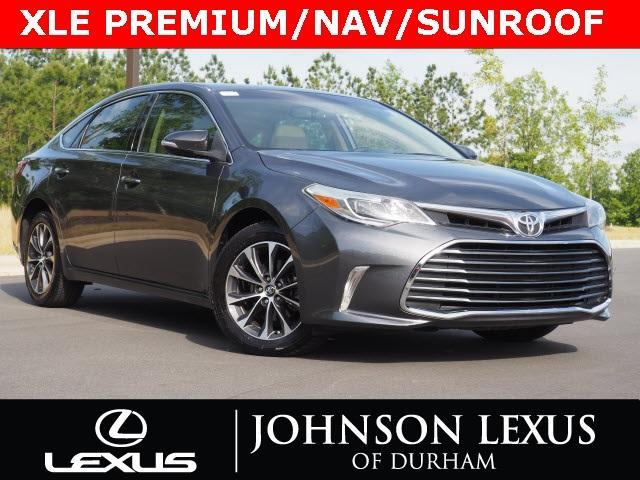 used 2016 Toyota Avalon car, priced at $23,998