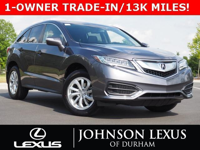 used 2018 Acura RDX car, priced at $28,388