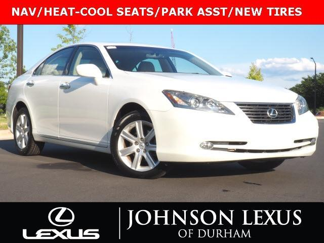 used 2009 Lexus ES 350 car, priced at $15,888