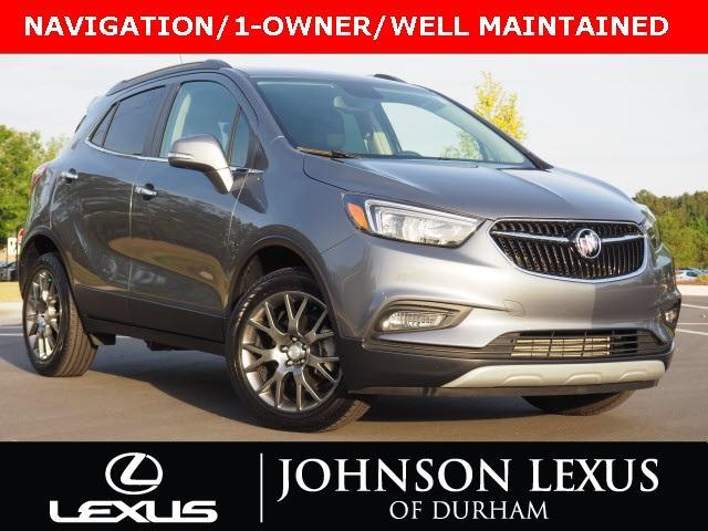 used 2019 Buick Encore car, priced at $22,888