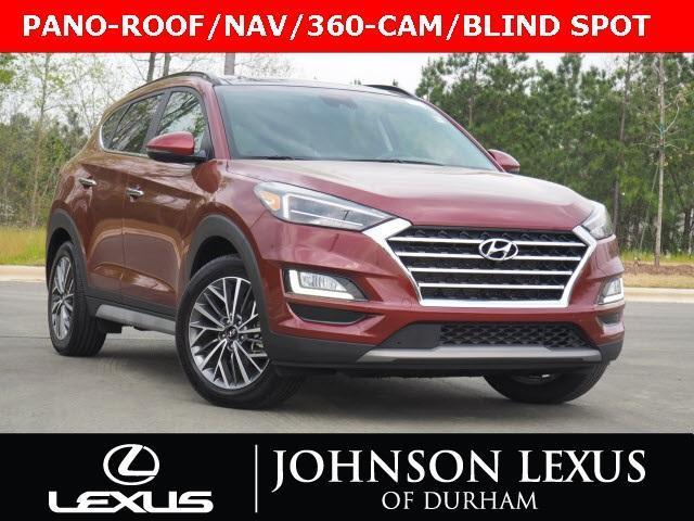 used 2020 Hyundai Tucson car, priced at $27,388