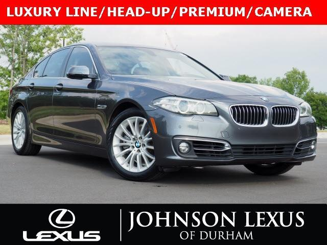 used 2016 BMW 528 car, priced at $22,888