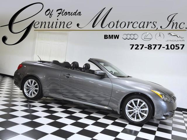 used 2014 INFINITI Q60 car, priced at $28,997