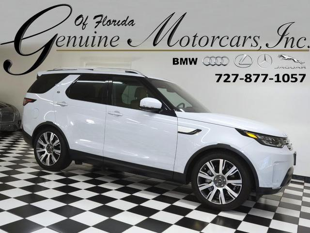 used 2018 Land Rover Discovery car, priced at $61,997