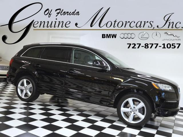 used 2014 Audi Q7 car, priced at $34,994