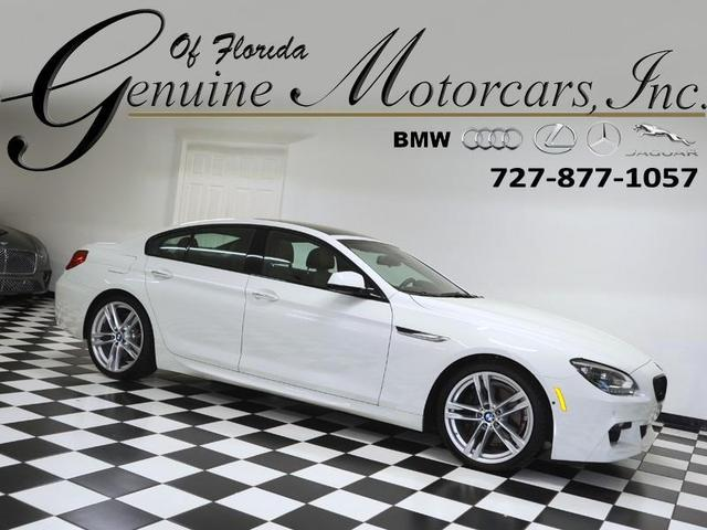 used 2014 BMW 650 Gran Coupe car, priced at $42,994