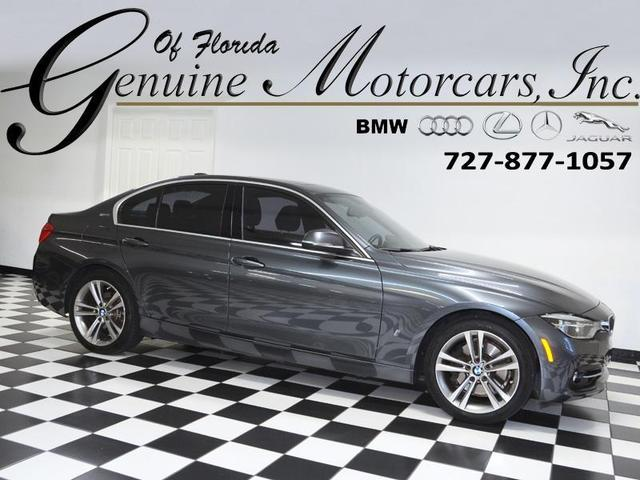 used 2017 BMW 330e car, priced at $22,994