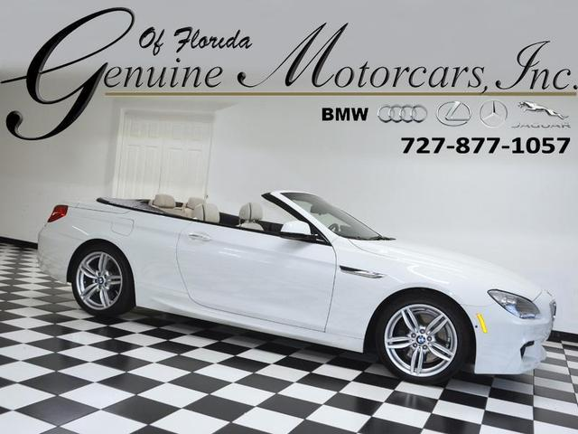 used 2014 BMW 650 car, priced at $37,997