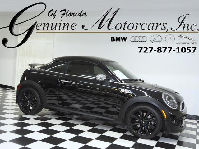 used 2012 MINI Cooper S car, priced at $17,994