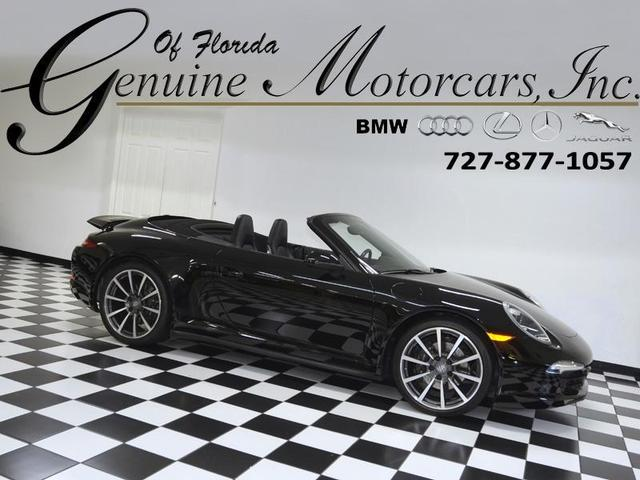used 2014 Porsche 911 car, priced at $89,997