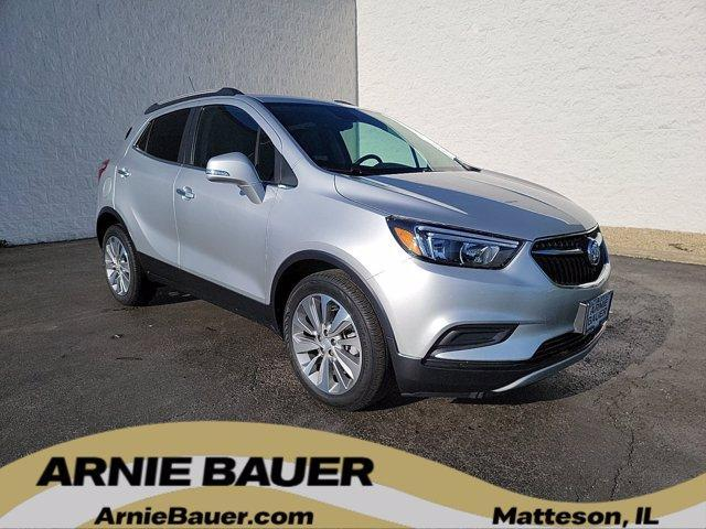 used 2018 Buick Encore car, priced at $18,450
