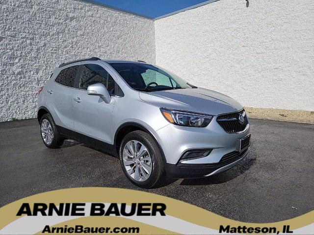 used 2017 Buick Encore car, priced at $19,250
