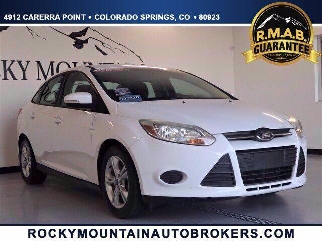 used 2014 Ford Focus car, priced at $10,361