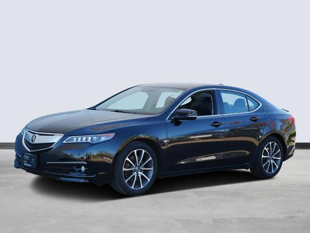 used 2015 Acura TLX car, priced at $18,990