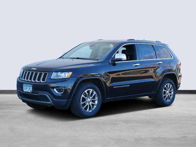 used 2014 Jeep Grand Cherokee car, priced at $17,880