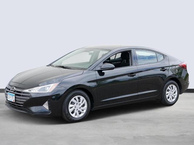 used 2020 Hyundai Elantra car, priced at $17,590