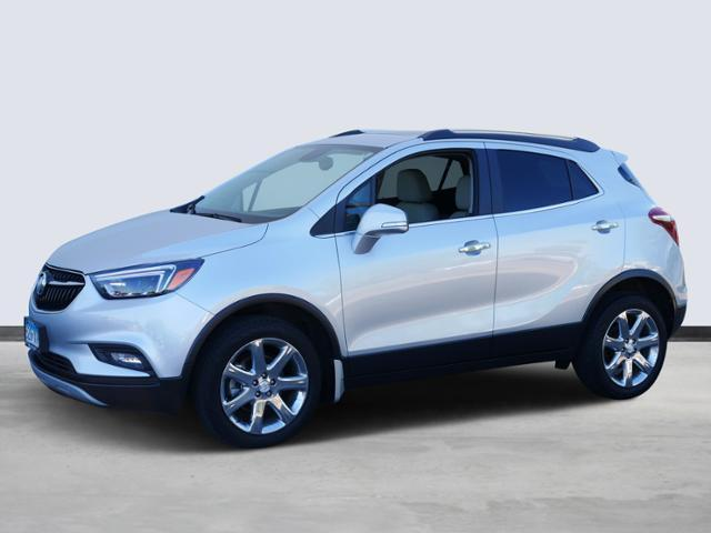 used 2017 Buick Encore car, priced at $21,990