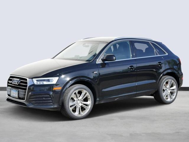 used 2016 Audi Q3 car, priced at $17,990