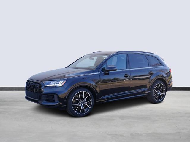 new 2021 Audi Q7 car