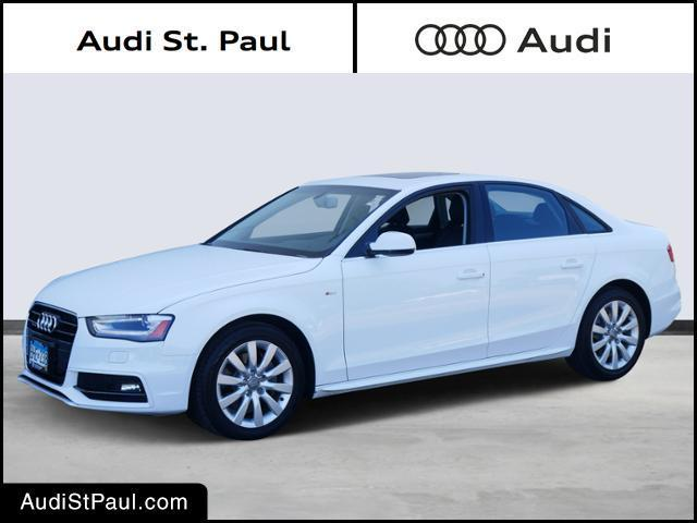 used 2015 Audi A4 car, priced at $20,990