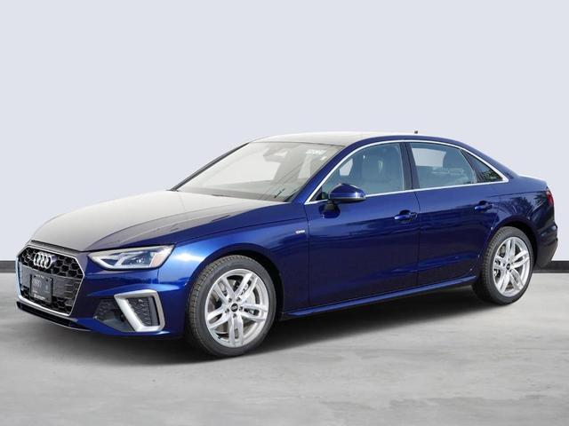 new 2021 Audi A4 car
